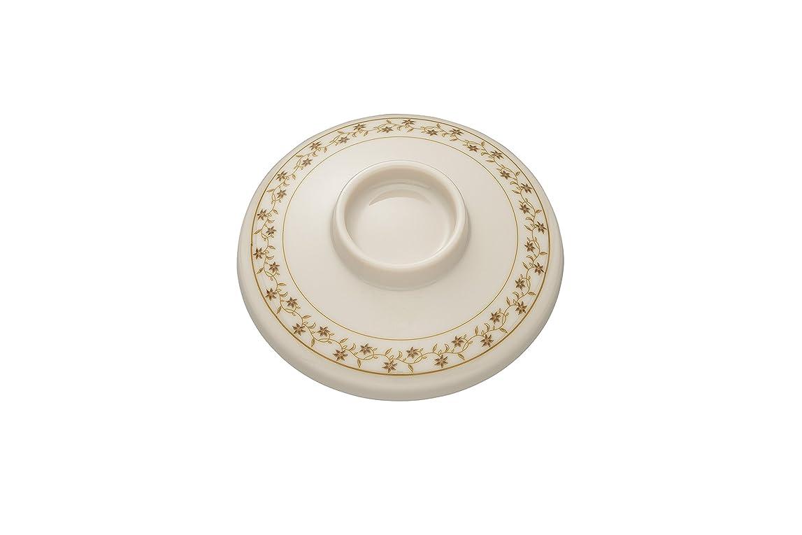 取り囲む神経メトロポリタンパール色十草 蒸し碗 セット 茶碗蒸し 碗 強化磁器 陶器 美濃焼