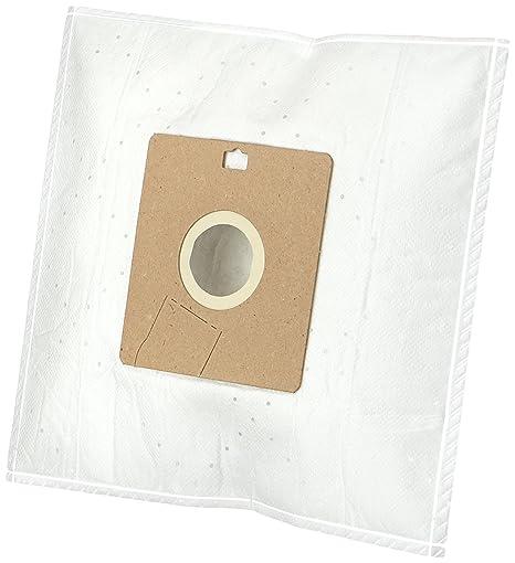 AmazonBasics - Bolsas para aspiradora G51 con control de olor, para Miele - Pack de 4