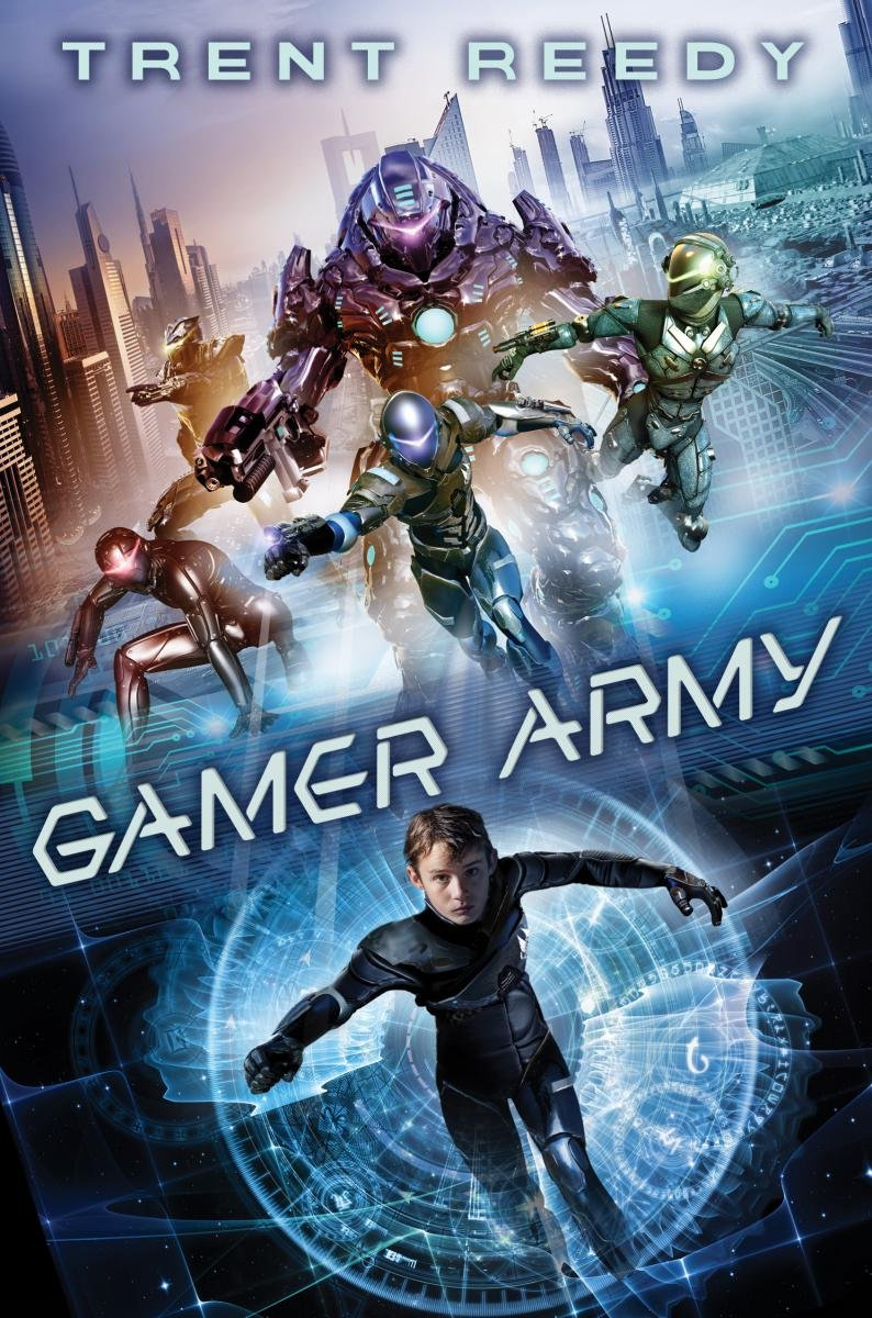 Image result for gamer army by trent reedy