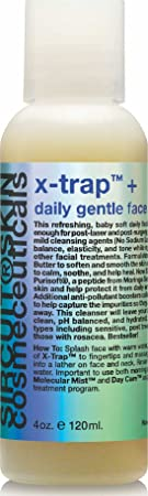 Sircuit Skin X-TRAP Daily Gentle Face Wash 4 Ounces
