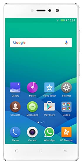 252ae02cd3f Gionee S6s (Latte Gold)  Amazon.in  Electronics