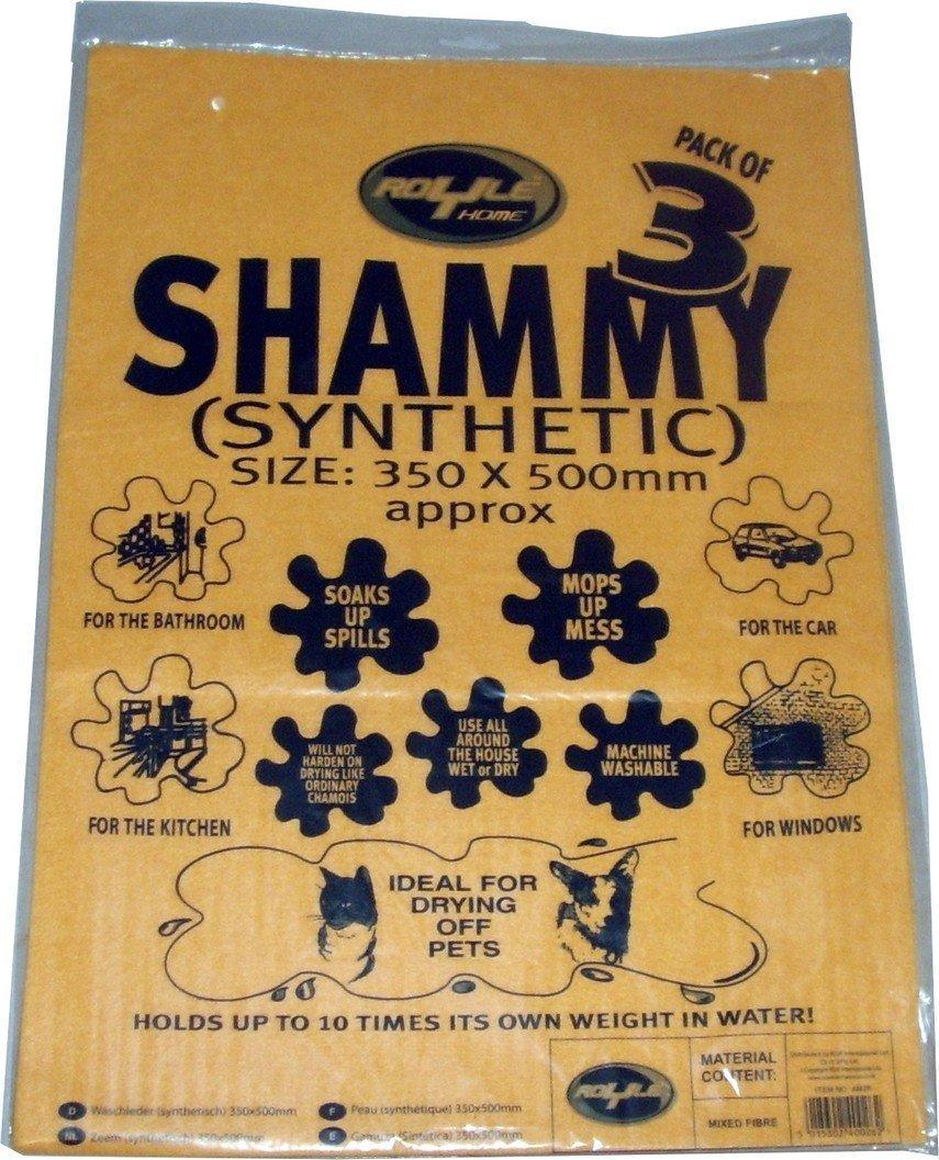 Shammy Sponge Cloth (50cm x 35cm) RSW