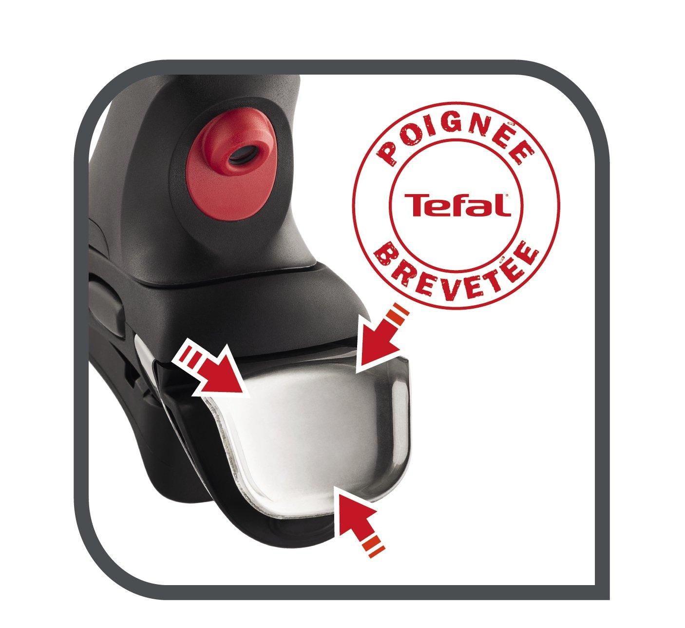 Tefal L9942012 - Mango Inteligente, plástico, Negro, 27.2 x 13.5 x 5 cm: Amazon.es: Hogar