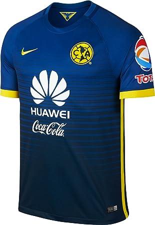e8b8a1901e4 Club América Camiseta 2da 2015-16 (M): Amazon.es: Deportes y aire libre