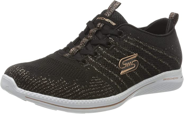Skechers Damen City Pro Glow On Sneaker, grau: Skechers
