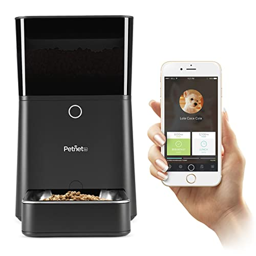 Petnet SmartFeeder Automatic Pet Feeding from Smartphone