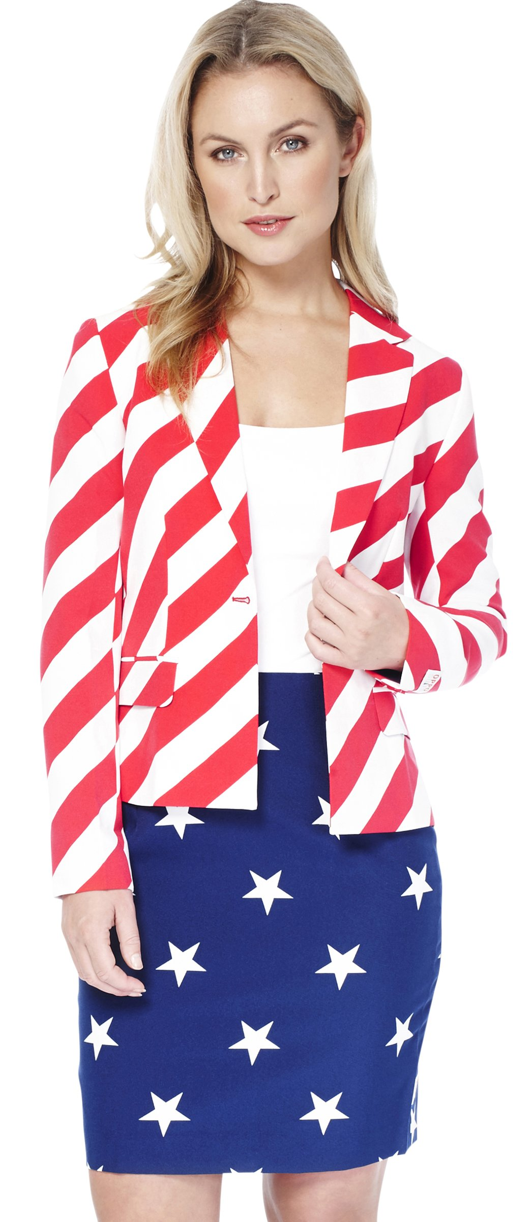 Opposuits Womens 'American Woman' Party Suit by, 8