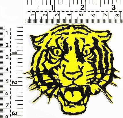 Amazon Yellow Face Tiger Wolf Safari Cheetah Jaguar Wild Tiger