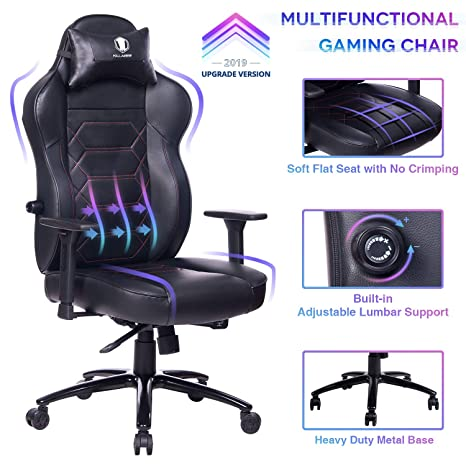 Strange Amazon Com Killabee Gaming Chair Racing Office Chair Unemploymentrelief Wooden Chair Designs For Living Room Unemploymentrelieforg