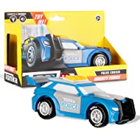 Tonka Mighty Force Lights & Sounds – Police Cruiser