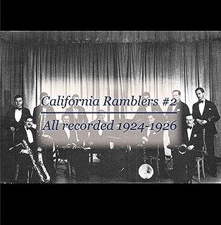 California Ramblers - California Ramblers #4 Recorded 1924 ...