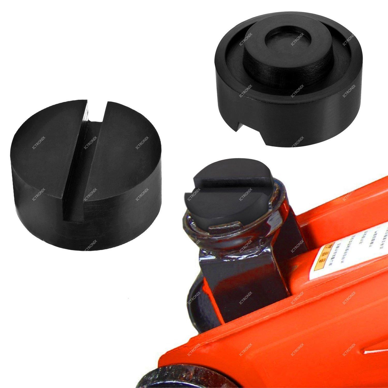 ILOVEDIY Bloc en Caoutchouc pour Cric de Levage Voiture Tampon Cric Hydraulique 65mm X 25mm Yong Li Factory