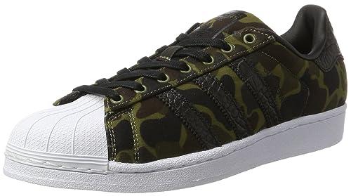 adidas Superstar, Zapatillas para Hombre: Amazon.es: Zapatos y complementos