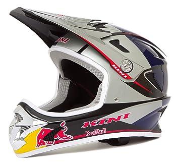 Kini Red Bull Downhill-Casco para bicicleta de montaña MTB