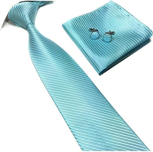 Corbata para Hombre Casual Corbata Para Fiesta, Corbata de color ...