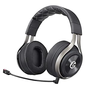 LucidSound LS50X Wireless Gaming Headset for Xbox One with Bluetooth