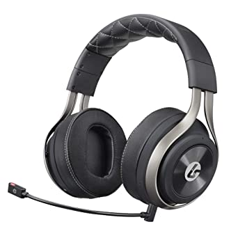 Amazon Com Lucidsound Ls50x Wireless Gaming Headset For Xbox One With Bluetooth Video Games