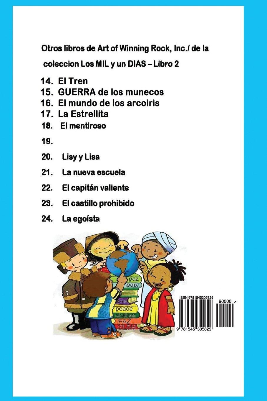 El Ninja: Cuento No. 19 (Los MIL y un DIAS Libro 2 de la ...