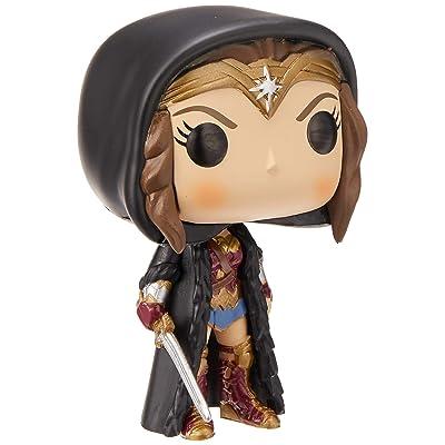 Funko Pop Heroes: Wonder Woman - Cloak Wonder Woman Collectible Vinyl Figure: Funko Pop! Heroes:: Toys & Games