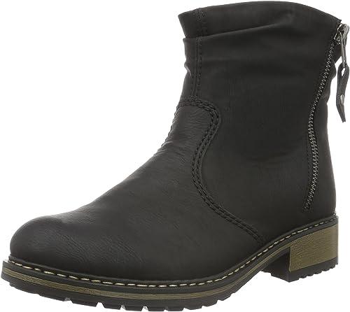 Rieker Damen Z6841 Kurzschaft Stiefel