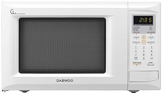 Daewoo KOR-9GDEB Countertop Microwave Oven