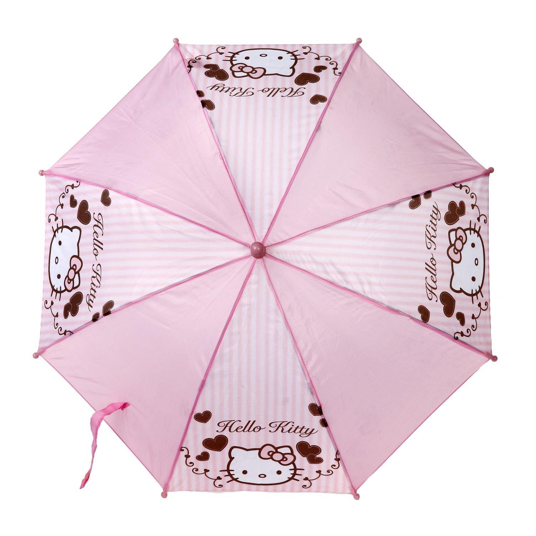Hello Kitty HK13720 - Paraguas, dimensiones: 38 cm aprox.: Amazon.es: Juguetes y juegos