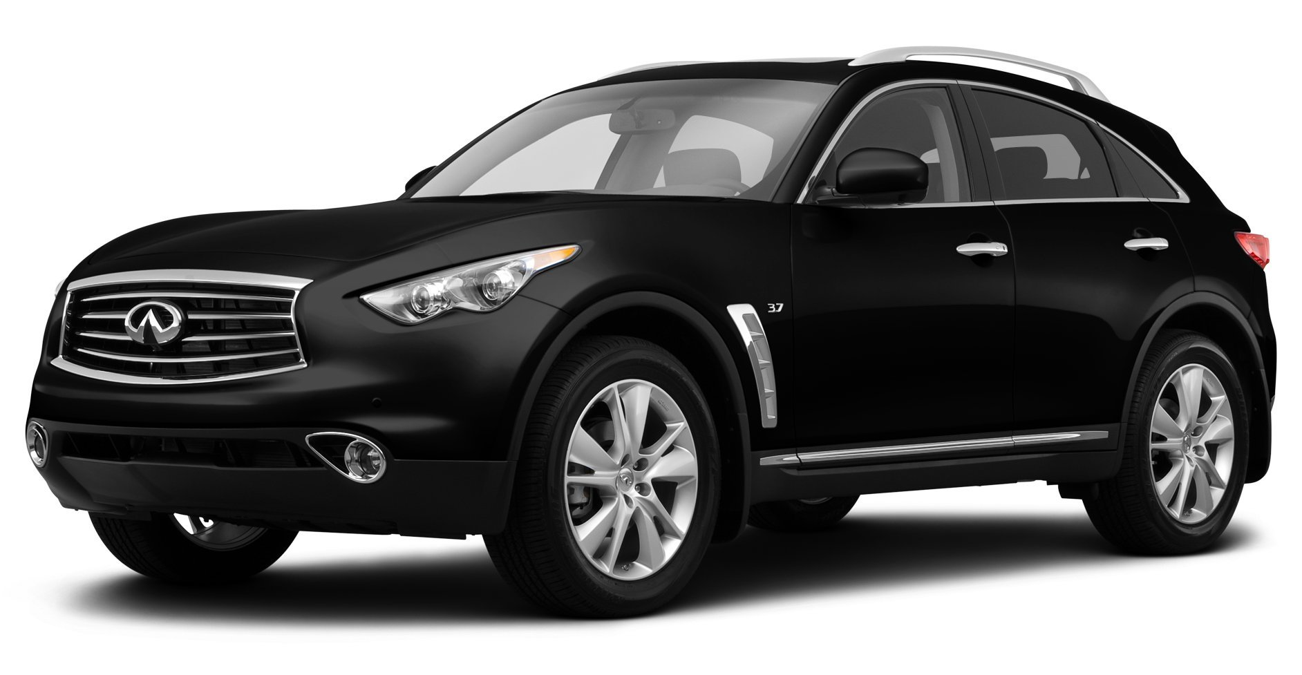 ... 2014 Infiniti QX70, Rear Wheel Drive 4-Door