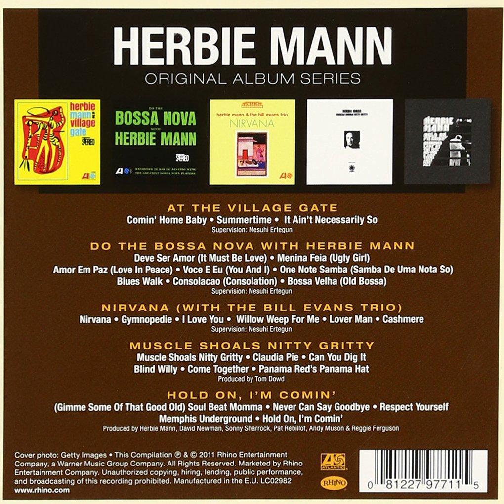 Image result for original album series herbie mann
