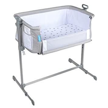 6bf419498ea3 Amazon.com  Milliard Side Sleeper Bedside Bassinet  Baby