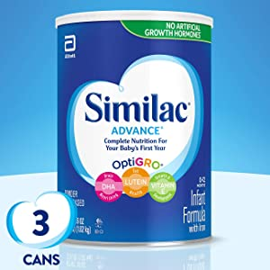 Similac Advance Infant Formula with Iron