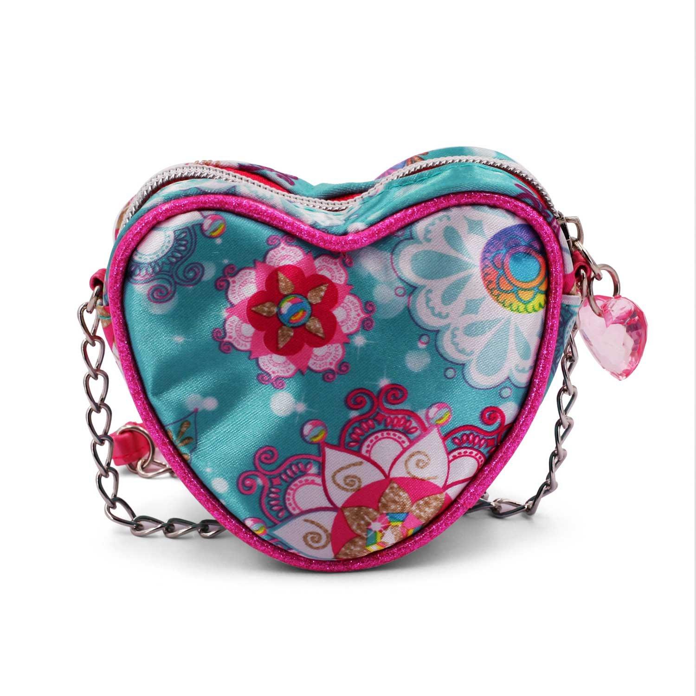 12 cm Rosa Rose Shimmer Y Shine Dancing Sac bandouli/ère