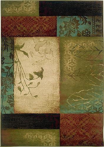 Oriental Weavers Sphinx Hudson 040A1 Indoor Polypropylene Area Rug 7 8 Round