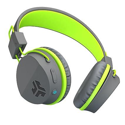 amazon com jlab audio neon bluetooth on ear headphones folding rh amazon com JLab Audio Manuals JLab Audio Manuals