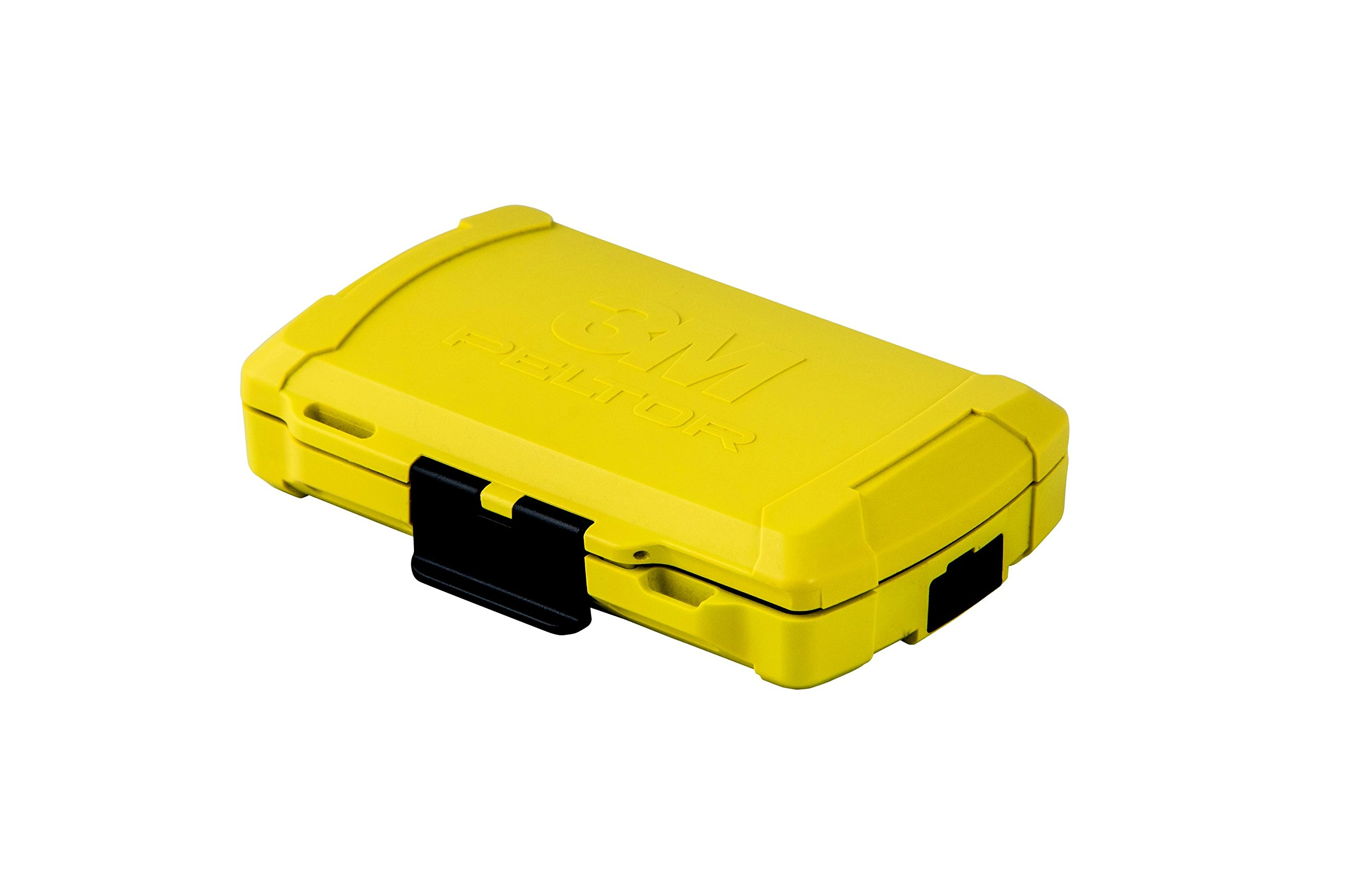 3M PELTOR 67071 Yellow LEP-100/200 Replacement Charging Case - IP54 by 3M Personal Protective Equipment