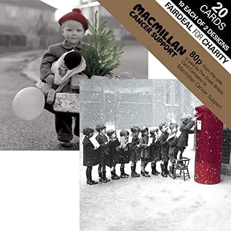 Charity Christmas Cards - Christmas Post And Special Delivery - 20 ...