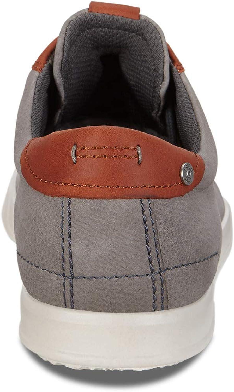 ECCO Mens Collin 2.0 CVO Tie Sneaker