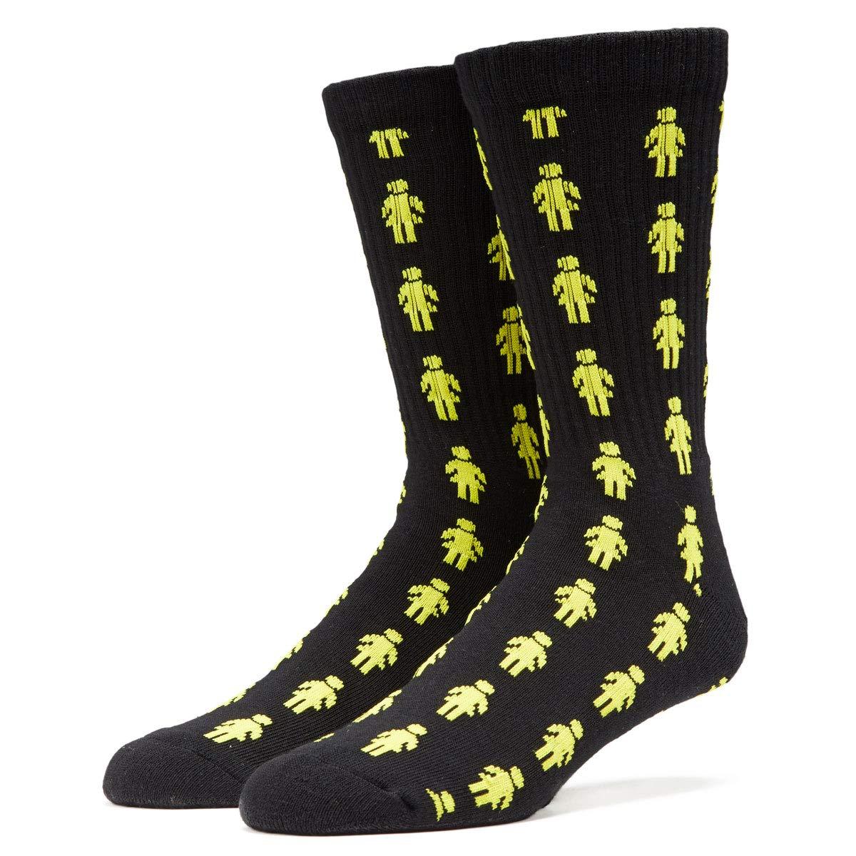 Girl Pepper Socks Black