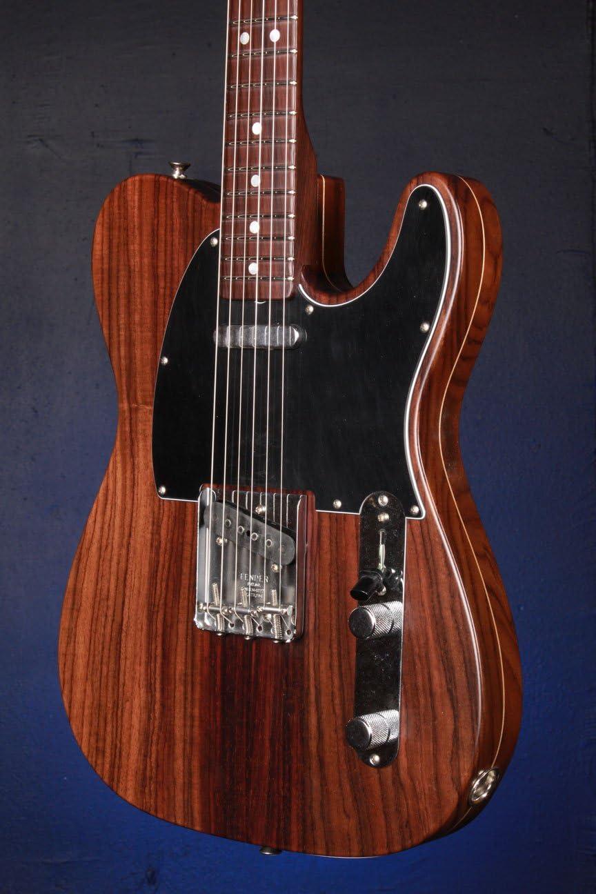 Fender Custom Shop limitada palisandro Telecaster guitarra ...