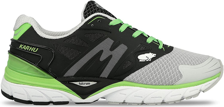 Karhu - Zapatillas de Running de Tela para Hombre Jet Black/Lunar Rock Size: 42.5: Amazon.es: Zapatos y complementos