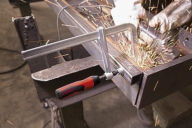 Bessey G30Z-2K 30cm All Steel Screw Clamp Capacity