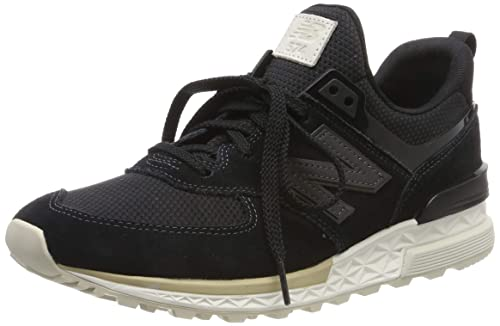 newest 4b6e2 72244 New Balance - Mens MS574V1 Shoes, 5.5 UK - Width D, Black