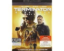 Terminator: Dark Fate [4K] [Blu-ray]