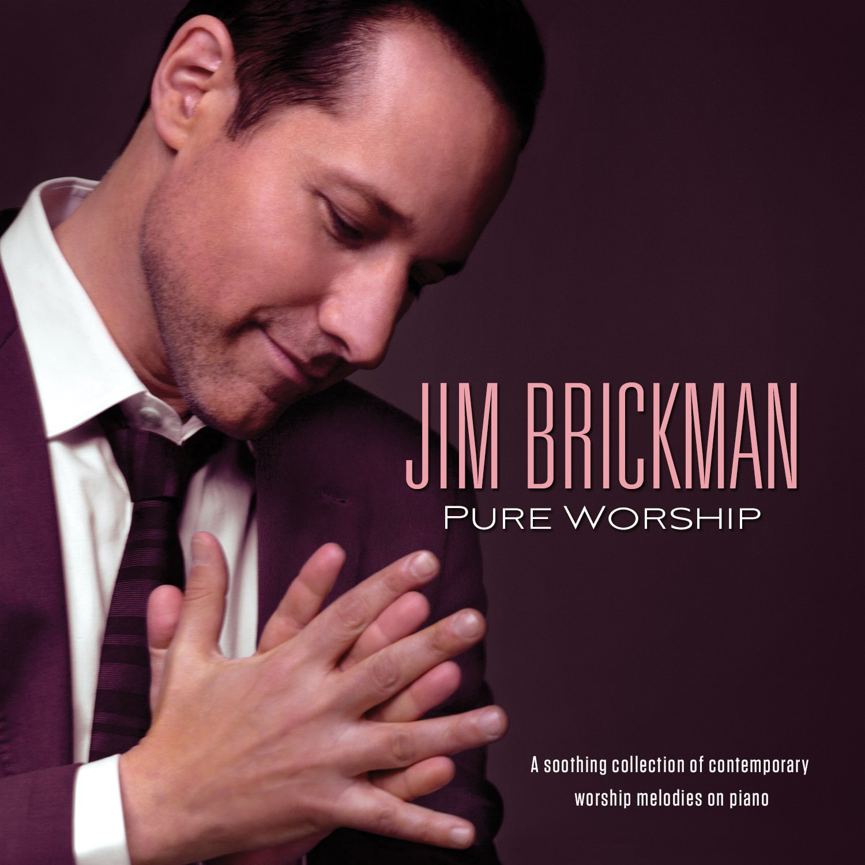 CD : Jim Brickman - Pure Worship (CD)