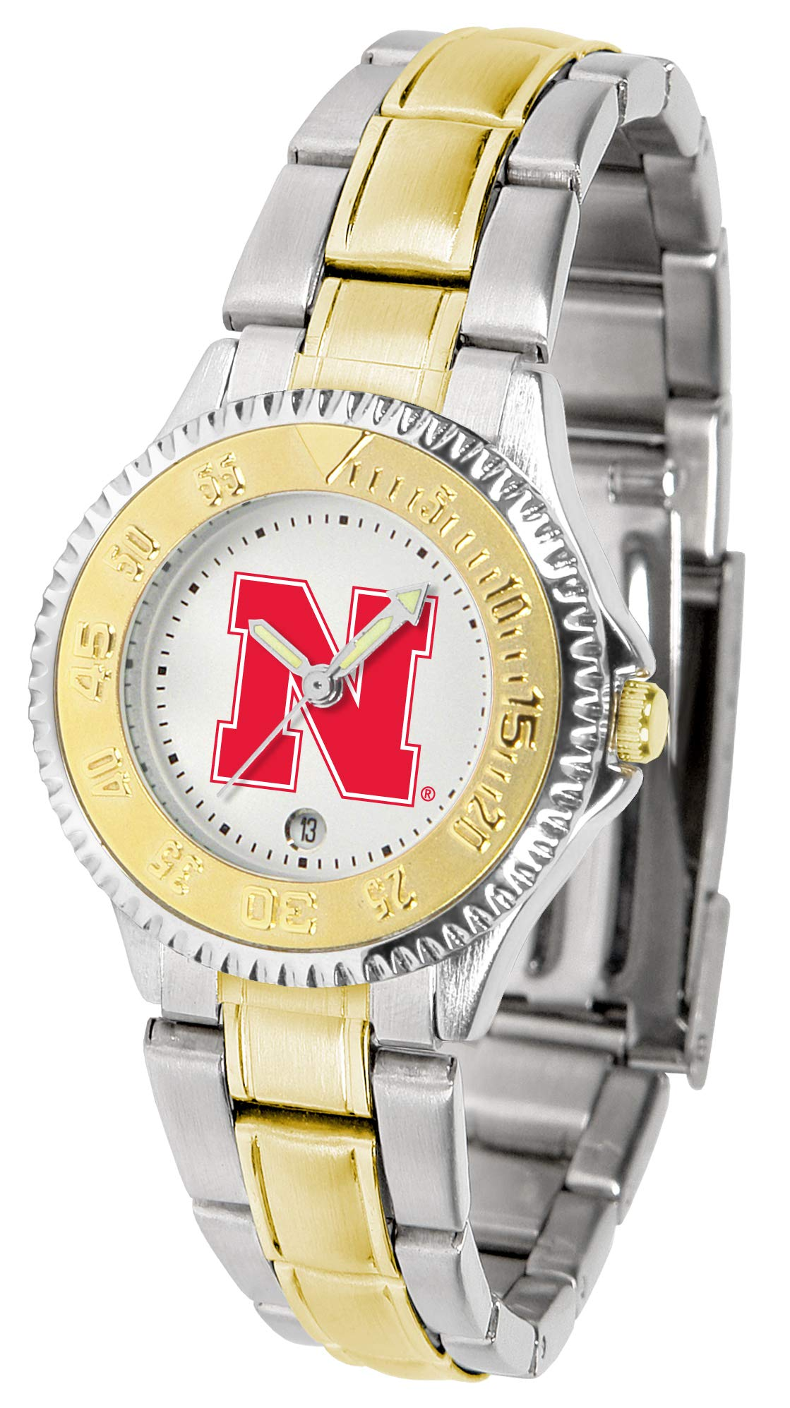 Nebraska Cornhuskers - Competitor Ladies Two - Tone by SunTime