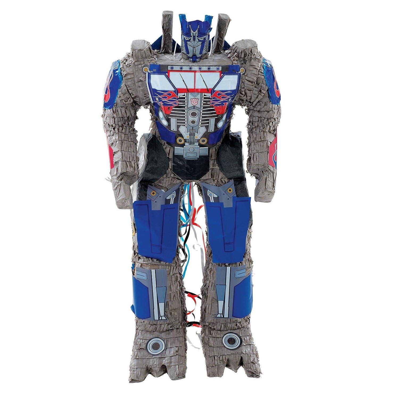 Transformers 3D Pull String Pinata トランスフォーマー3Dプル文字列ピニャータハロウィンサイズ:   B002T3FTMU
