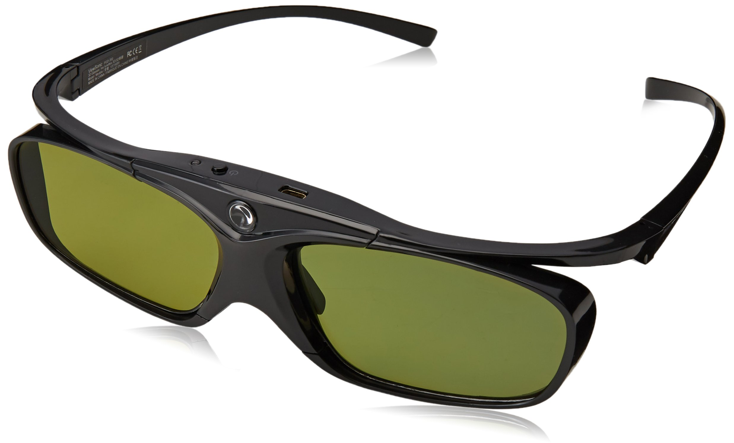 ViewSonic PGD-350 3D Glasses for DLP Projectors