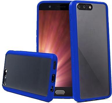 Orzly Funda OnePlus 5, Fusion [Anti-Shock] Bumper Case: Amazon ...