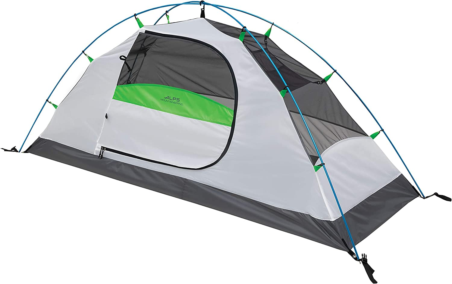 ALPS Mountaineering Lynx 1-Person Tent, Blue Green