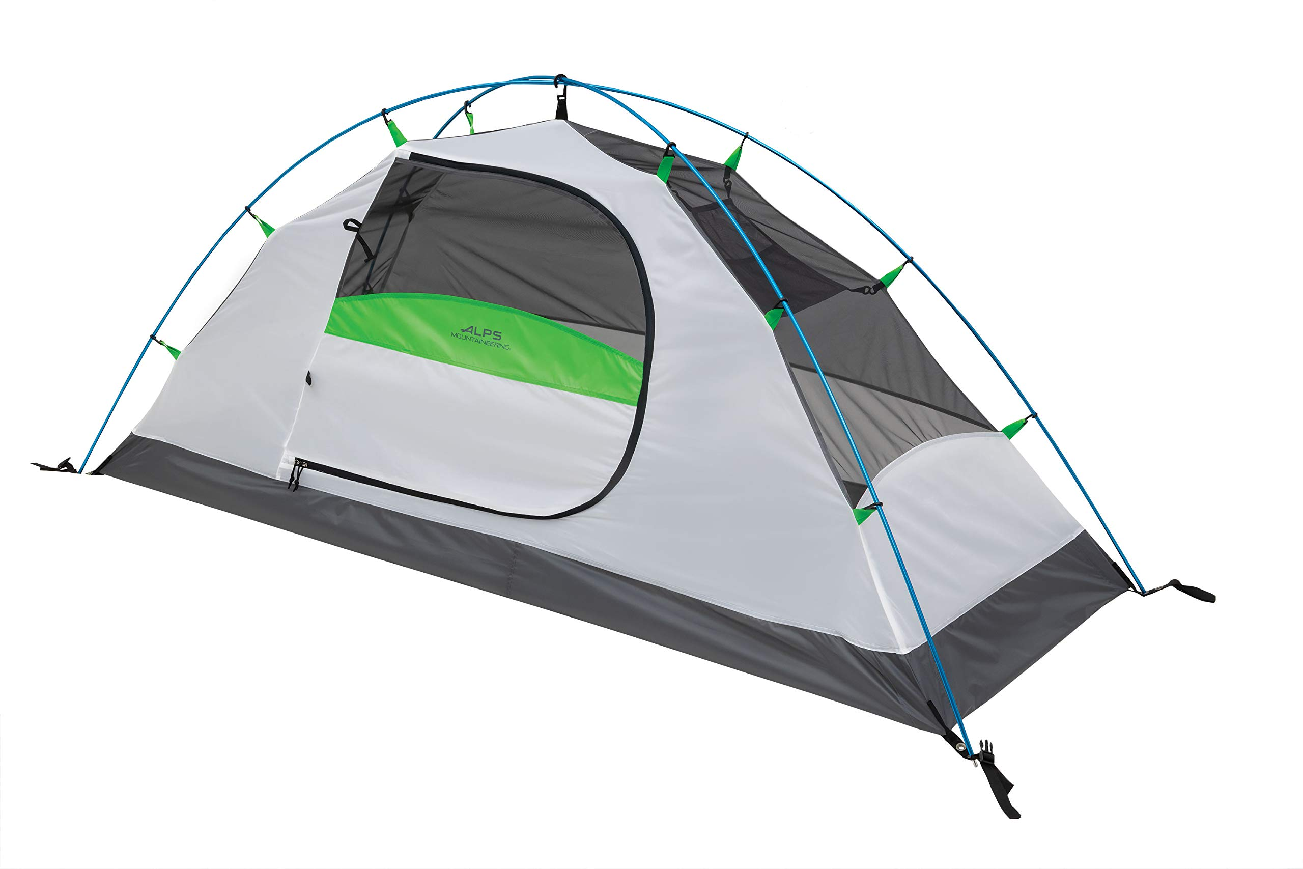ALPS Mountaineering Lynx 1-Person Tent, Blue/Green by ALPS Mountaineering