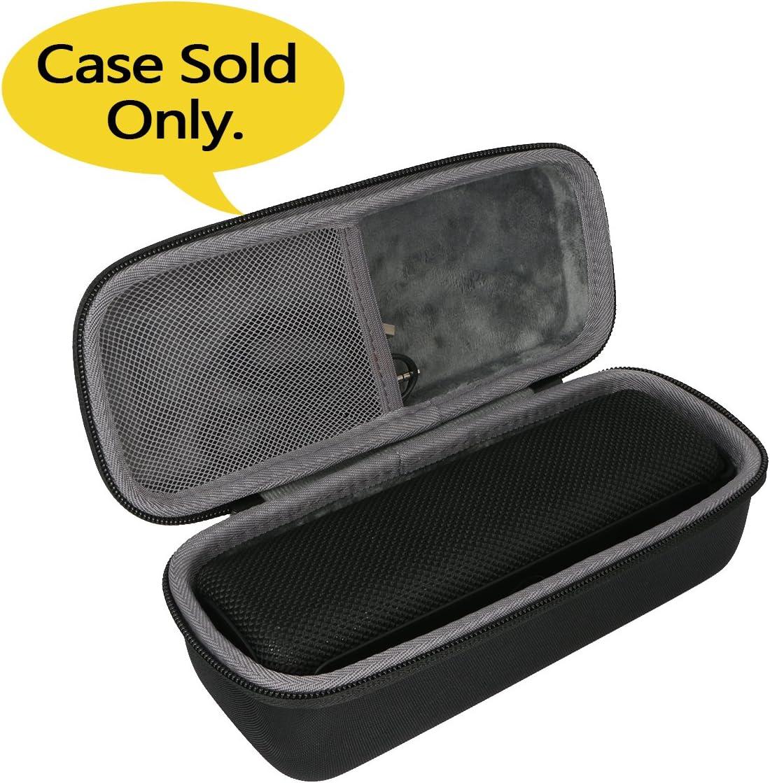 co2crea Hard Travel Case for DOSS E-go II Portable Bluetooth Speaker